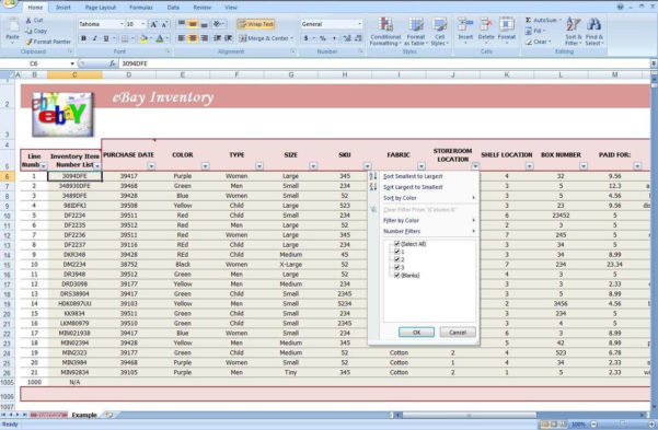 Download Inventory Spreadsheet Intended For Excel Inventory Spreadsheet Download And Excel Inventory Template