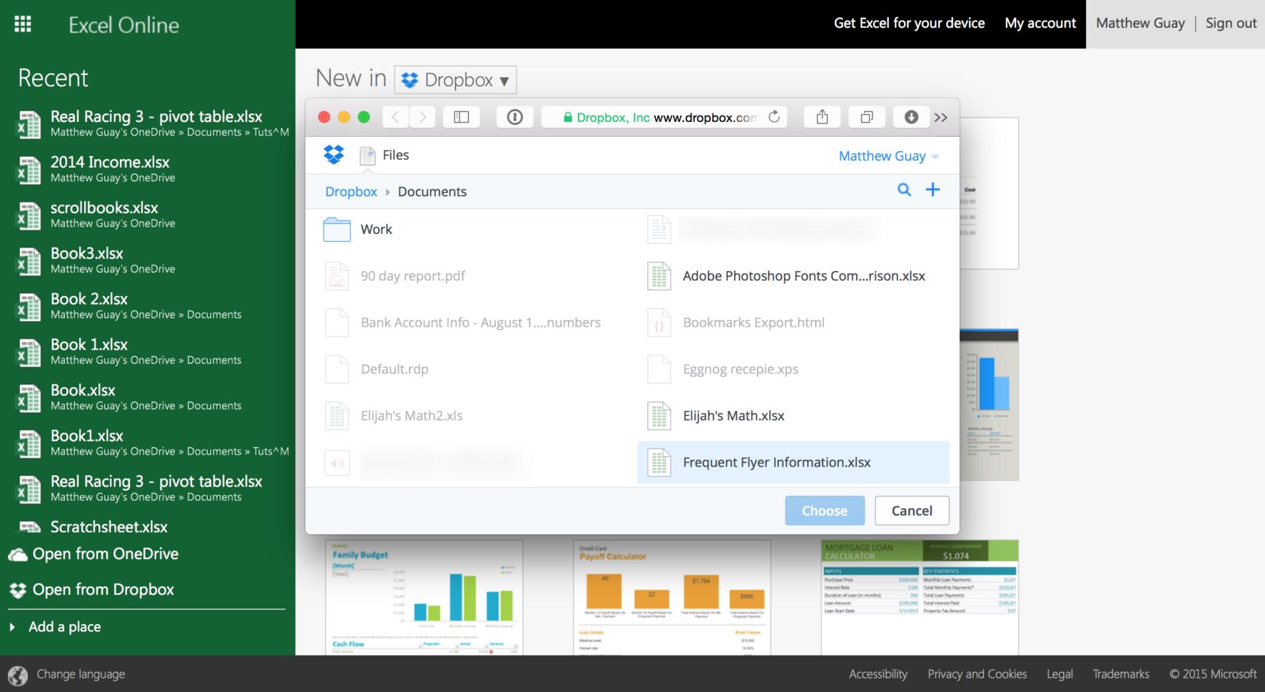Dropbox Spreadsheet Inside 12 Advanced Dropbox Features That You Should Start Using