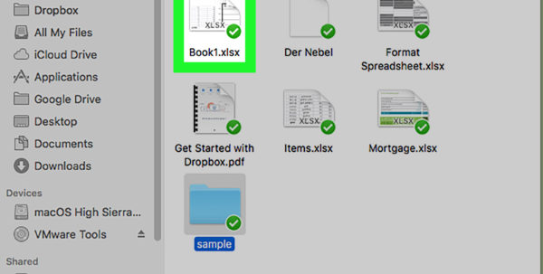 Dropbox Spreadsheet Pertaining To 3 Ways To Open Files On Dropbox On Pc Or Mac  Wikihow