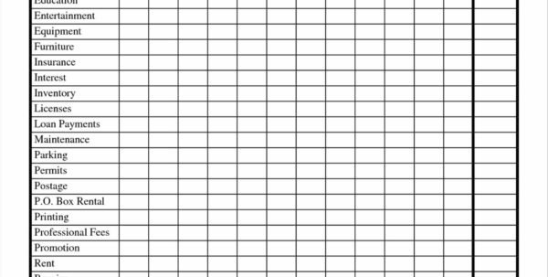 Dues Tracking Spreadsheet Regarding Dues Tracking Spreadsheet Free Templates For Small Business With