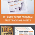 Duty To God Tracking Spreadsheet In Free Tiger Cub Scout Tracking Printables With 2017 Update