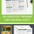 Duty To God Tracking Spreadsheet Intended For Free Webelos Cub Scout Tracking Printable – With 2017 Update