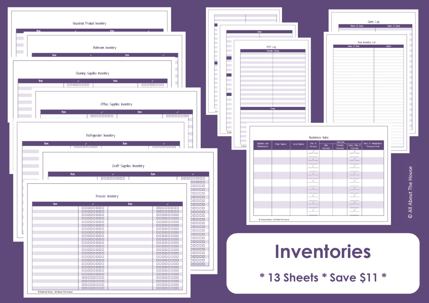 Dvd Inventory Spreadsheet Intended For Home Inventory Spreadsheet Template For Excel With Free Plus
