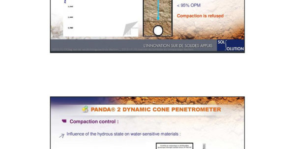 Dynamic Cone Penetrometer Excel Spreadsheet Pertaining To Panda 2 Dynamic Cone Penetrometer For Compaction Control And Soil