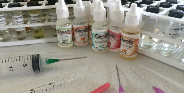 E Juice Recipe Spreadsheet Within Getting Started: Diy 101 – Mixing Your Own Eliquid  God Of Steam