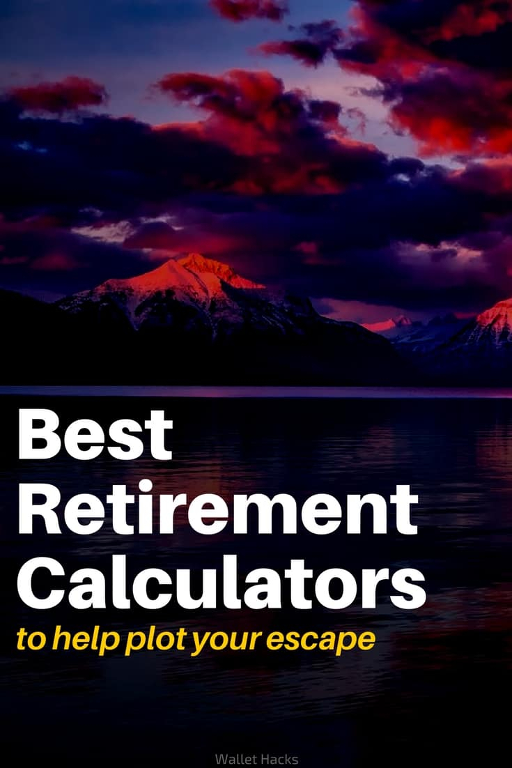 Early Retirement Spreadsheet Pertaining To Best Early Retirement Calculators