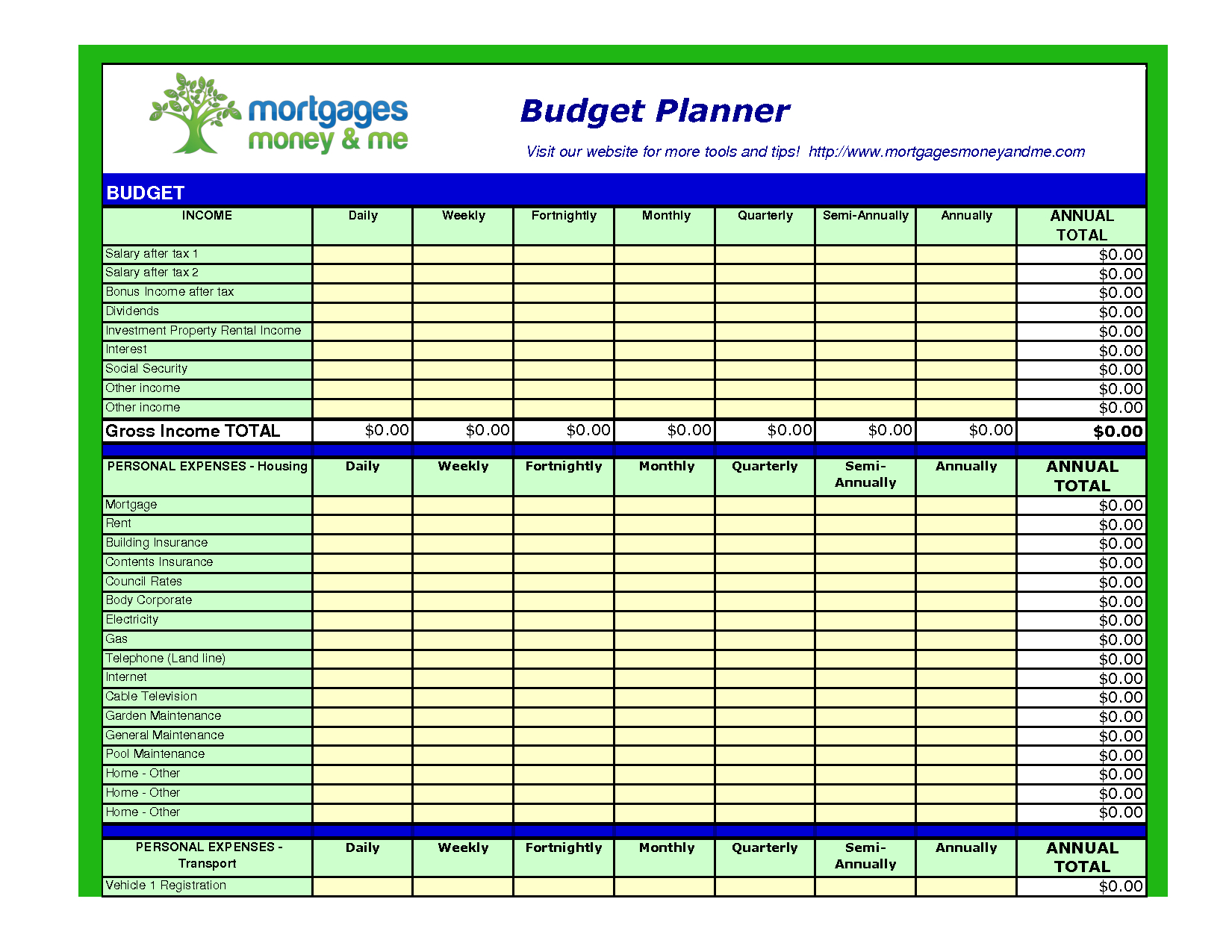 Easy Budget Spreadsheet Free Within Easy Budget Spreadsheet Template Templates Wineathomeit Home Bud