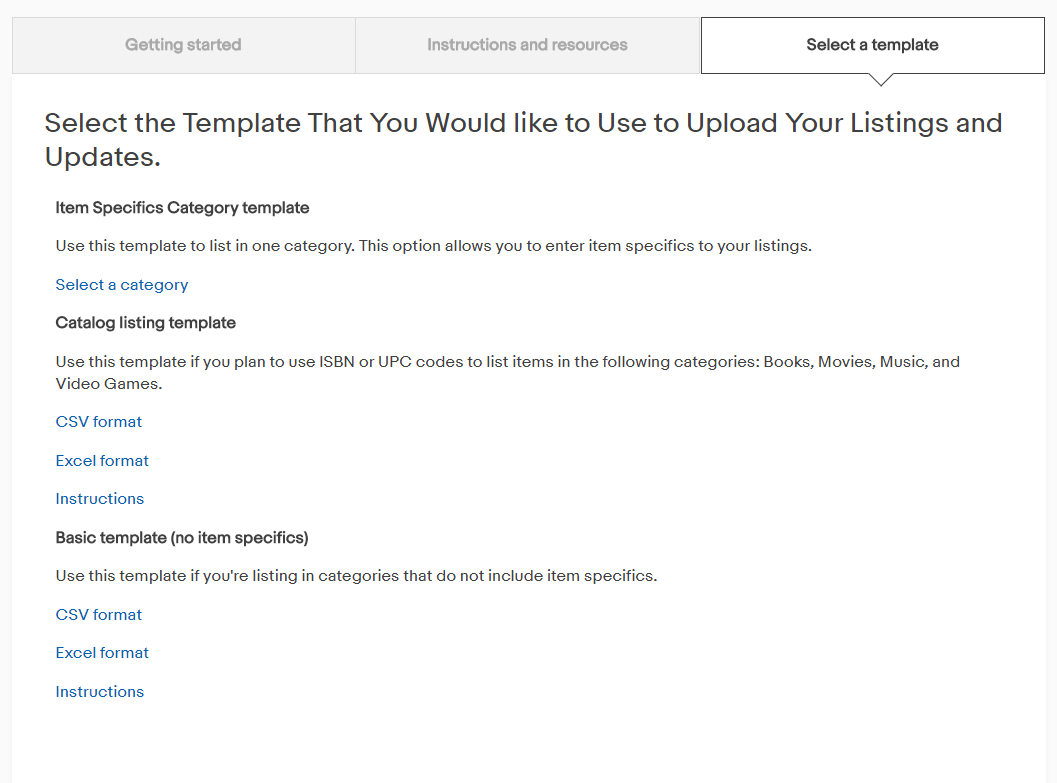 Ebay Listing Spreadsheet Regarding Awesome Ebay Tips: How To List Faster With Ebay Bulk Listing Solutions