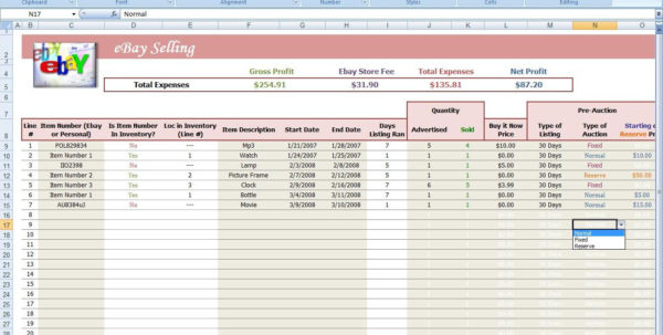 Ebay Profit And Loss Spreadsheet With Profit Loss Account Format In Excel And Statement Spreadsheet Ebay Profit And Loss Spreadsheet Spreadsheet Download