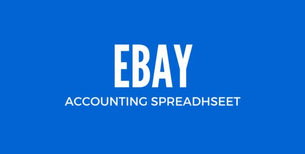 Ebay Spreadsheet For Ebay Excel Accounting Spreadsheet