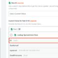 Edit Google Spreadsheet With Regard To Google Sheets  Integration Help  Support  Zapier
