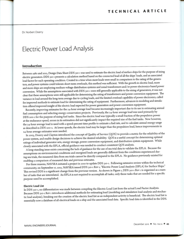 Electrical Load Analysis Spreadsheet Intended For Pdf Electric Power Load Analysis