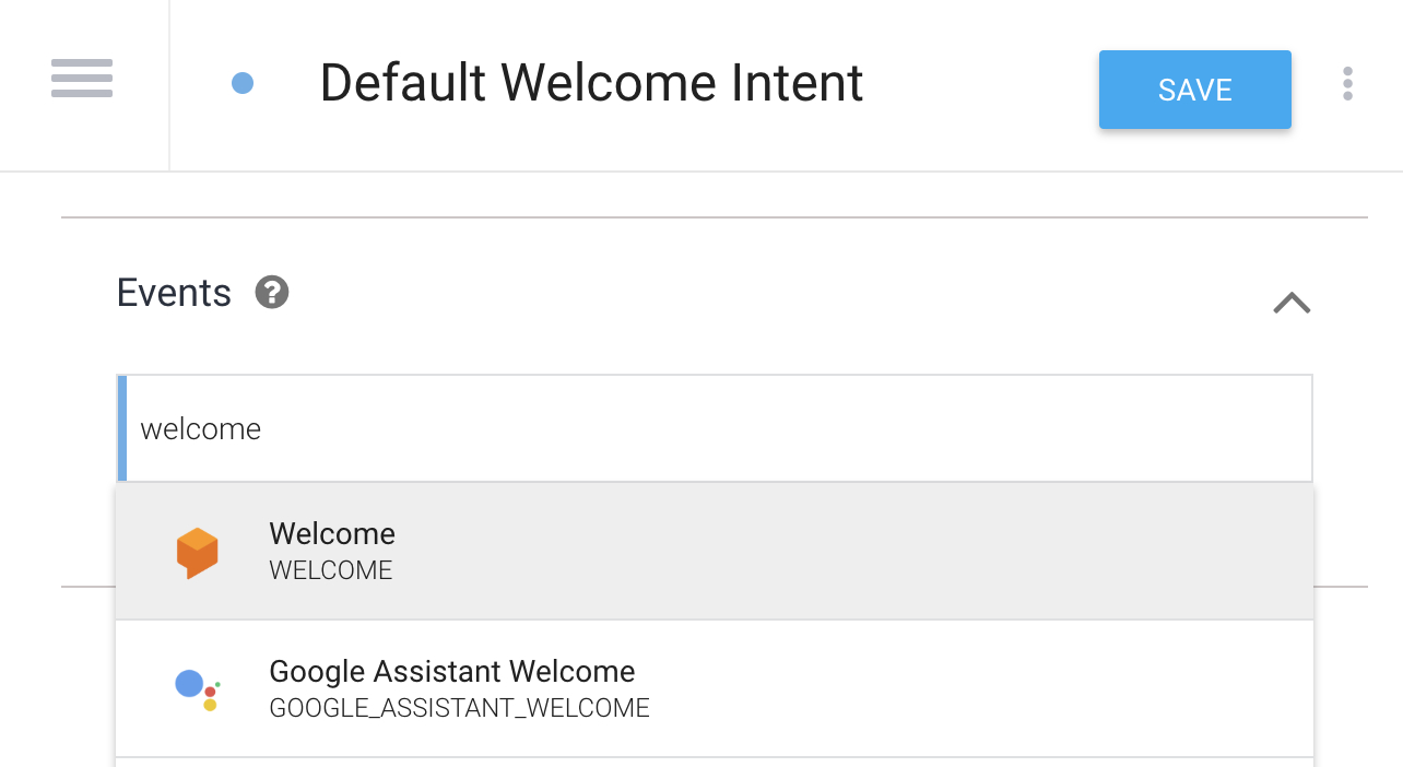 Email Data To Google Spreadsheet Regarding Events Overview  Dialogflow