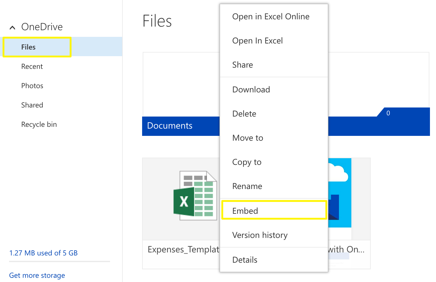 Embed An Excel Spreadsheet On A Web Page Inside Displaying Files On Your Site – Squarespace Help