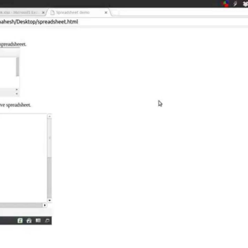 Embed An Excel Spreadsheet On A Web Page With Embed Interactive Excel Spreadsheet In Web Page Archives