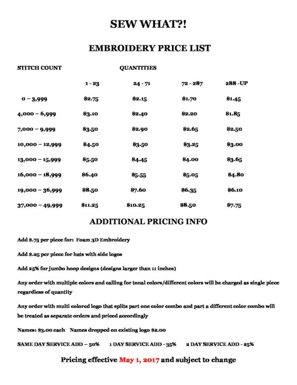 Embroidery Pricing Spreadsheet Pertaining To Index Of /wpcontent/uploads/gtiemployeefiles