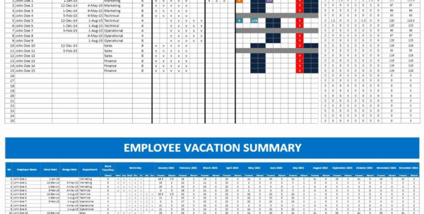 Employee Attendance Point System Spreadsheet Within 0000407 Adp Employee Attendance Record Calendar At Employee