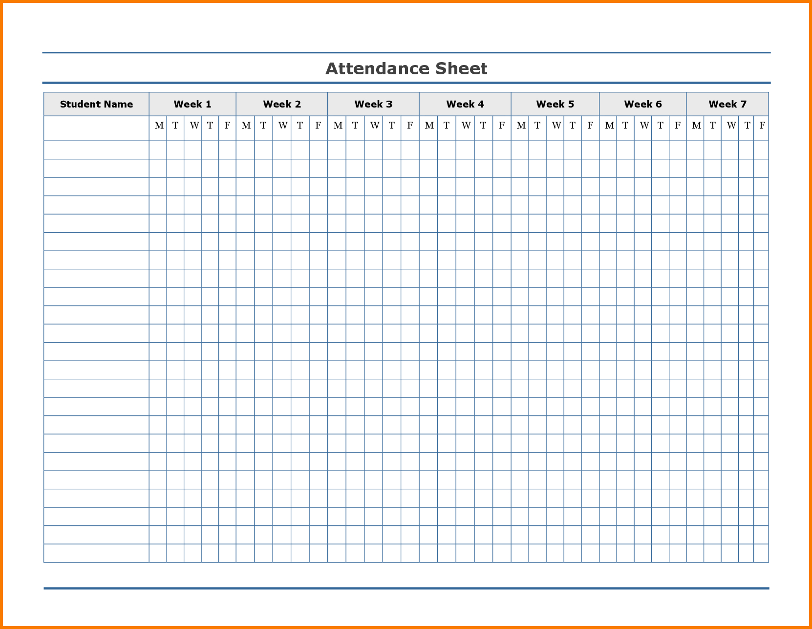 Employee Attendance Spreadsheet Template With Free Employee Attendance Calendar  Employee Tracker Templates 2019