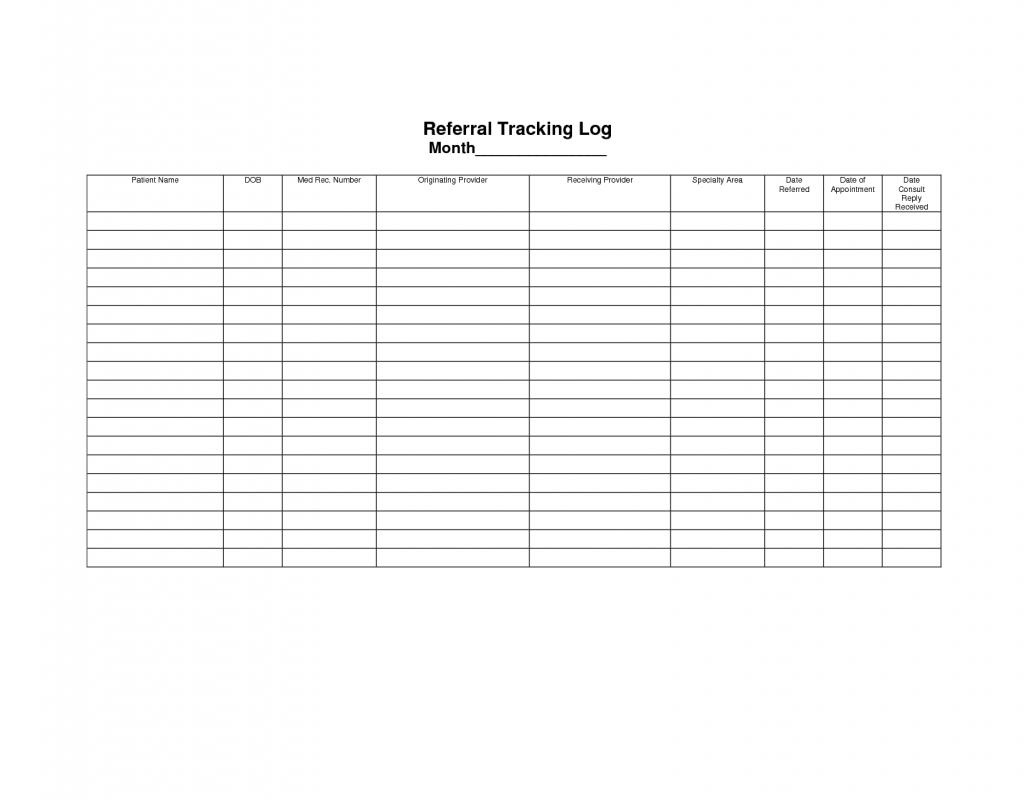 Employee Referral Tracking Spreadsheet In Referral Tracker Excel Template – Spreadsheet Collections