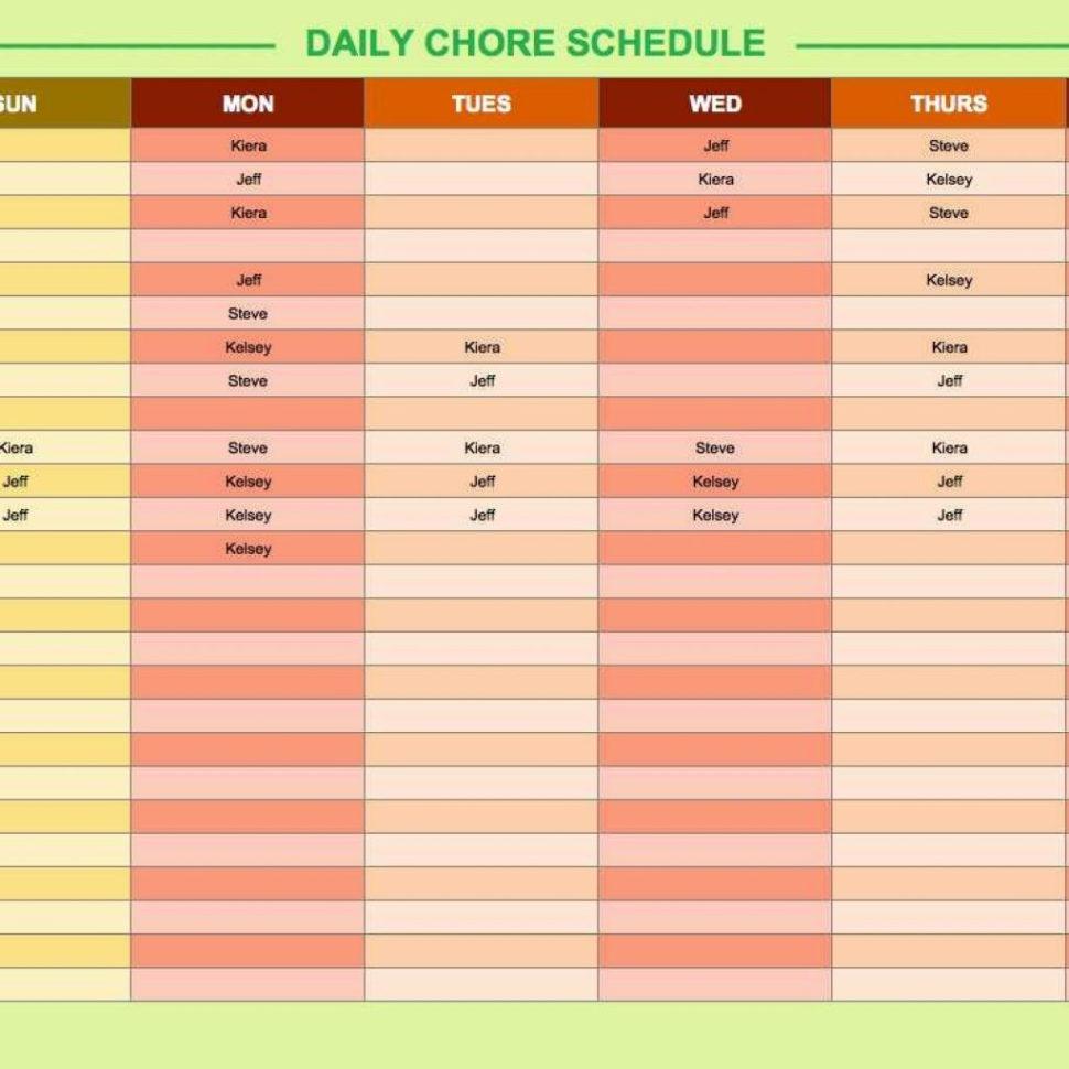 Employee Schedule Spreadsheet Template Throughout Employee Hours Spreadsheet Template Archives  Stalinsektionen