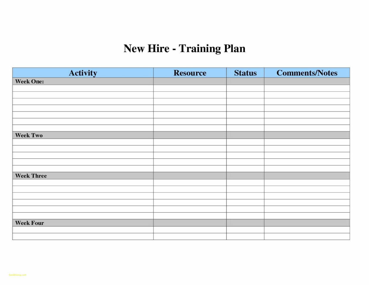 Employee Training Spreadsheet Template In Excel Spreadsheet Schedule Together With Free Employee Training
