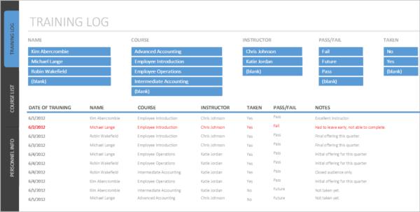 Employee Training Tracker Excel Spreadsheet Within Workout Tracker Spreadsheet Employee Training Excel Gym Tracking Employee Training Tracker Excel Spreadsheet Spreadsheet Download