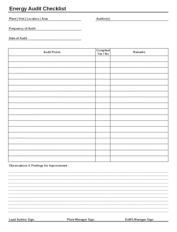 Energy Audit Excel Spreadsheet Inside Energy Audit Report Template Sample Format Home Spreadsheet Example