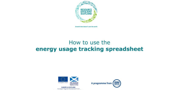 Energy Tracking Spreadsheet In How To Use The Energy Usage Tracking Spreadsheet From Resource