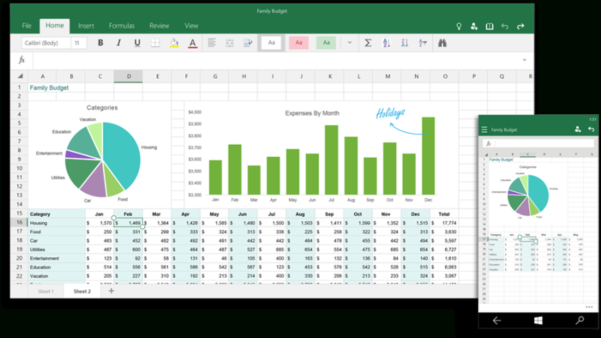 Enterprise Users Use Spreadsheet Database And Accounting Software In The Best Cloudbased Spreadsheet Software Options  Gallery