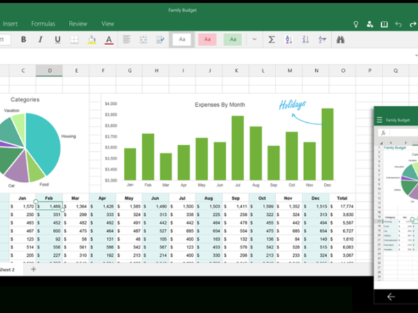 Enterprise Users Use Spreadsheet Database And Accounting Software Throughout The Best Cloudbased Spreadsheet Software Options  Gallery