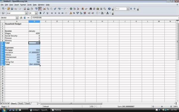 Envelope System Spreadsheet Inside Dave Ramsey Budget Spreadsheet Excel Free Budget