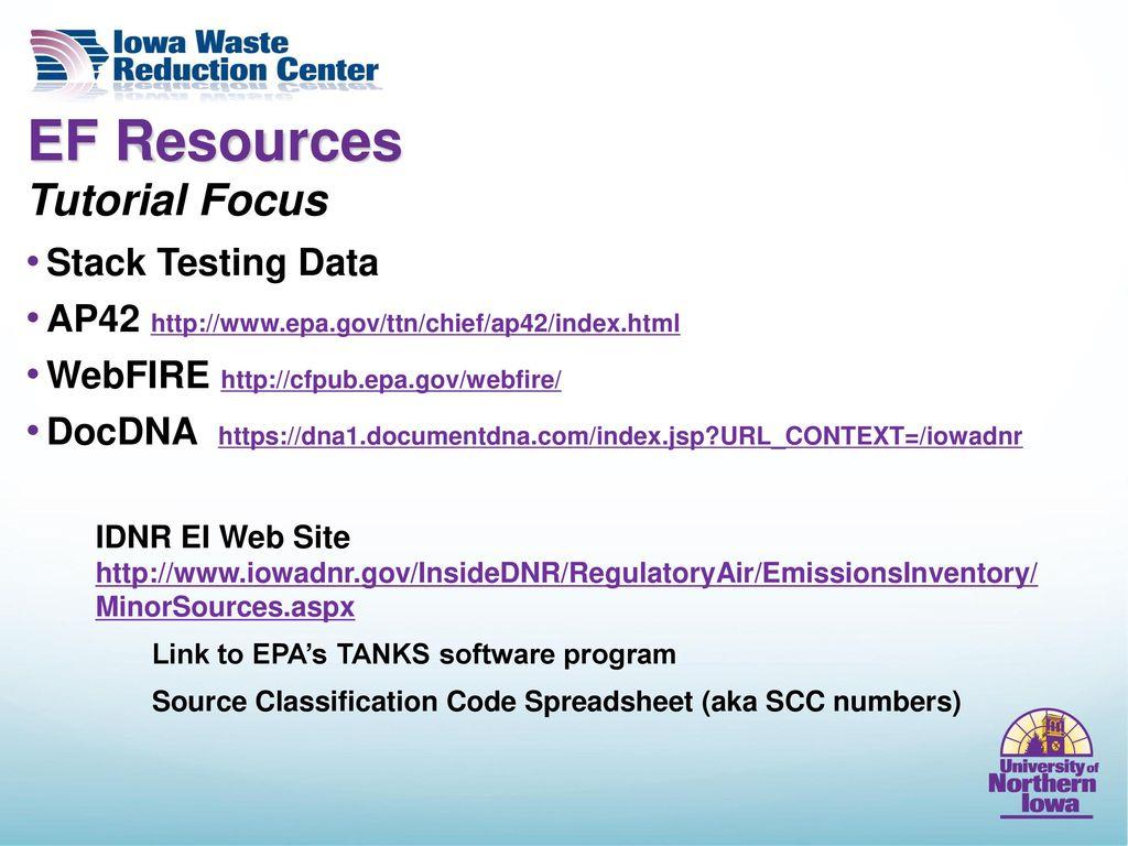 Epa Tanks Spreadsheet Regarding Environmental Specialist  Ppt Download