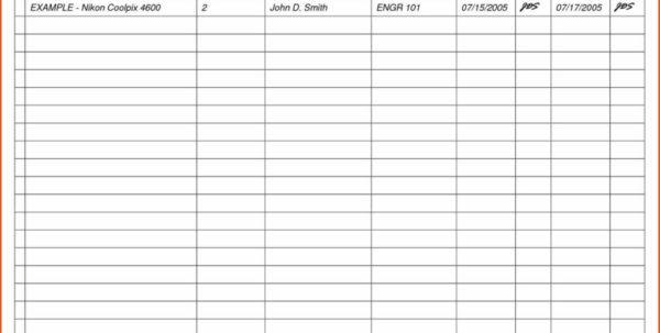 Equipment Inventory Spreadsheet Regarding Download Equipment Inventory List Spreadsheet With Bar Plus Office