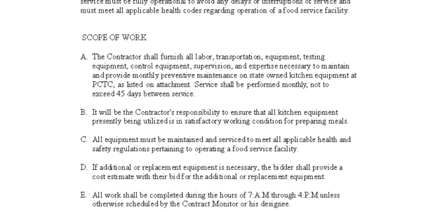 Equipment Maintenance Schedule Spreadsheet Inside Free Kitchen Equipment Maintenance Schedule  Templates At
