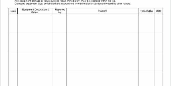 Equipment Maintenance Spreadsheet Within Preventive Maintenance Spreadsheet Excel Download Template Invoice