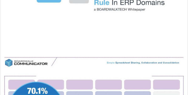 Erp Spreadsheet With Regard To Why Do Spreadsheets Rule Even In Erp Environments?, Free