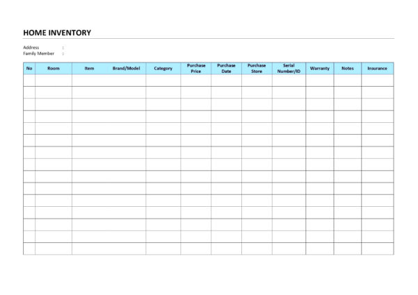 Estate Accounting Spreadsheet Within Estate Accounting Template  Hq Templates