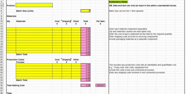 Etsy Pricing Spreadsheet Throughout Bookkeeping For Self Employed Spreadsheet Etsy Pricing Spreadsheet