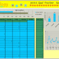 Etsy Spreadsheet With Regard To 2011 Etsy Sales Goal Tracker Spreadsheet Free Download  Handmadeology