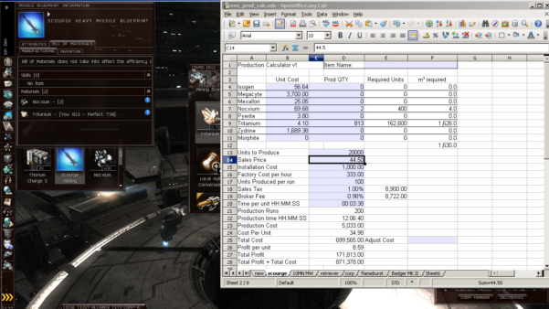 Eve Online Excel Spreadsheet In Virtual Brain Online Knowledge Base  Search Page
