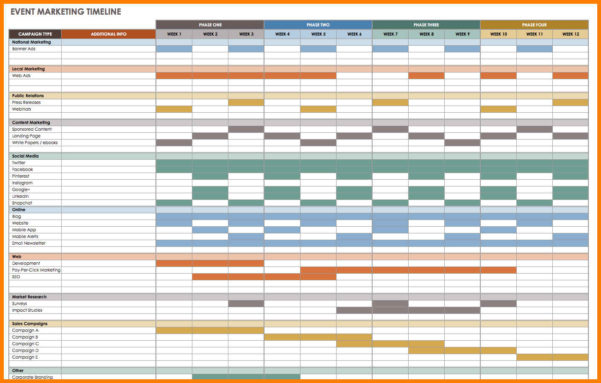 Event Management Spreadsheet Template Throughout 6  Event Planning Spreadsheet  Business Opportunity Program