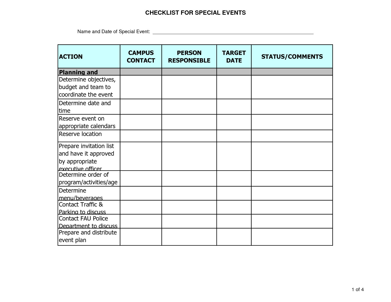 Event Management Spreadsheet With Event Management Plan Template Excel  Spreadsheet Collections