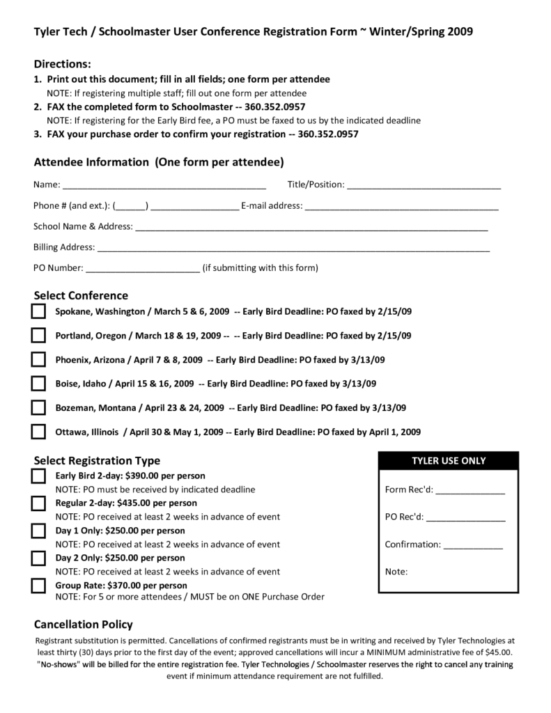 Event Registration Spreadsheet Template Intended For Medical Billing Forms Templates And Event Registration Form Template