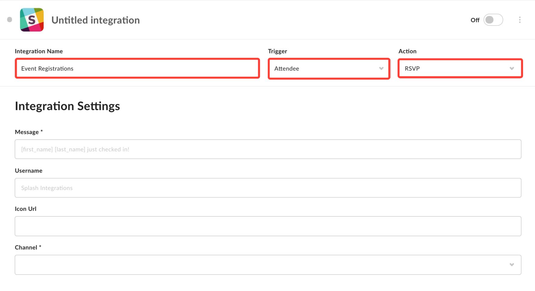Event Ticket Sales Spreadsheet For How Do I Post Splash Updates To Slack? – Splash Help Center