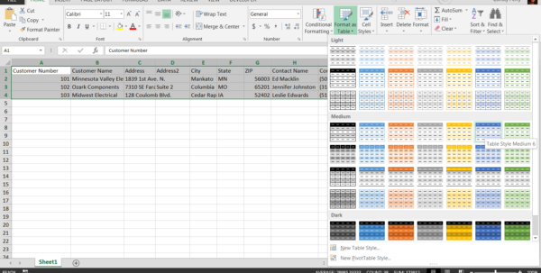 Example Of Excel Spreadsheet With Data Throughout Ease The Pain Of Data Entry With An Excel Forms Template  Pryor
