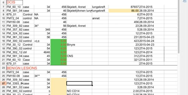 Examples Of Spreadsheet Application Regarding Sample Spreadsheet Better Practices