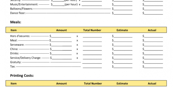 Excel 2010 Budget Spreadsheet Pertaining To Budget Worksheet Examples Excel Invoice Template