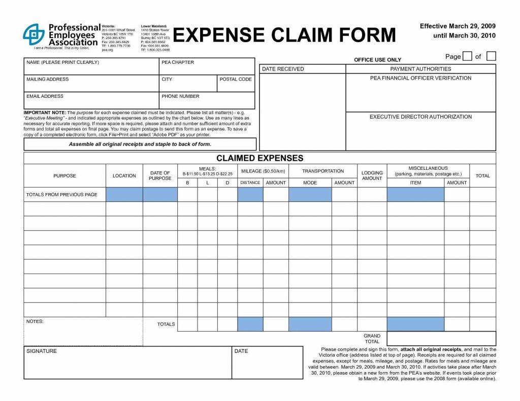 Excel 2010 Spreadsheet With Regard To Expense Report Template Excel 2010 Spreadsheet