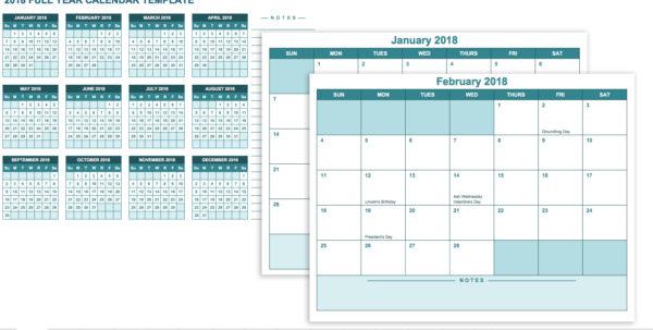 Excel Calendar Spreadsheet For Microsoft Excel Calendar Templates 2018 Canre Klonec Co Spreadsheet