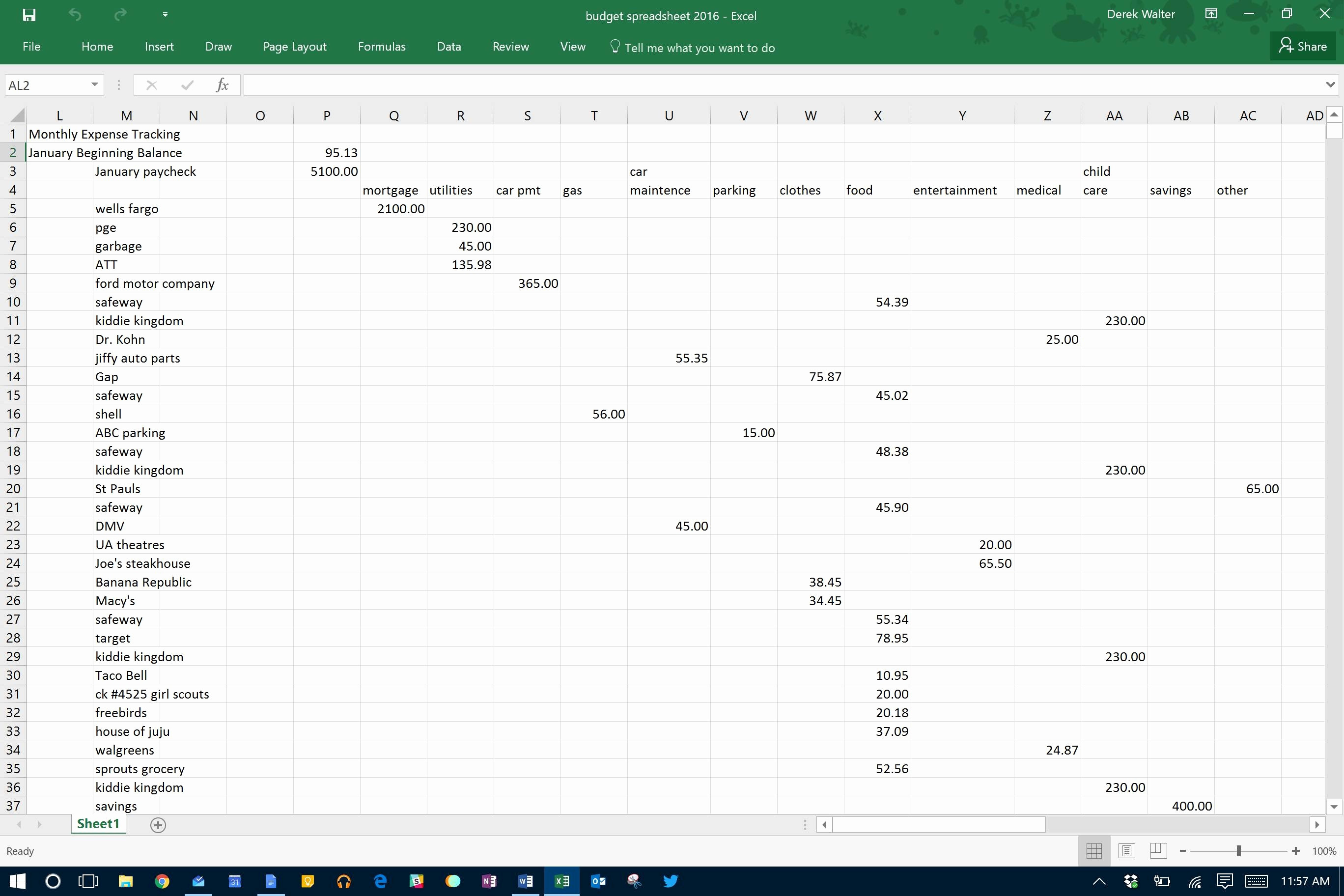 Excel Charitable Donation Spreadsheet Regarding Moving Expenses Spreadsheet Template Elegant Excel Charitable